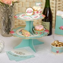 Eternal Rose Cake Stand
